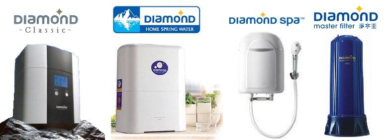 Diamond Water Filter